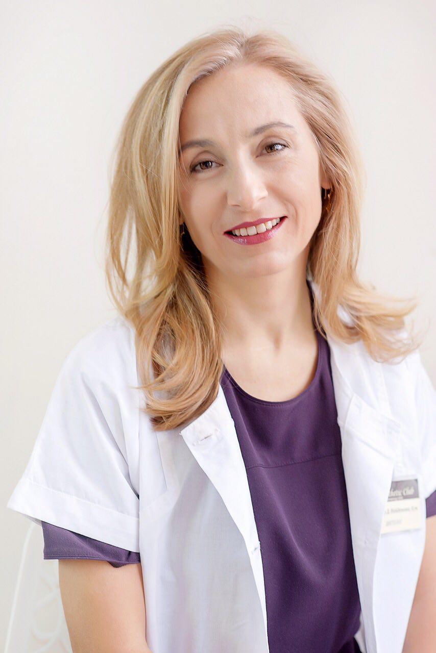 Д-р Дарина Найденова